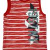 camiseta machão brandili vermelha