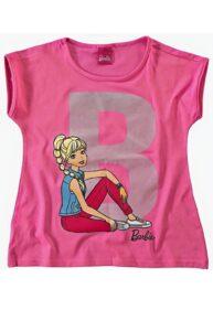 Blusa Barbie Malwee Kids Rosa