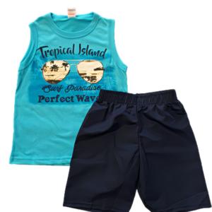 Conjunto Masculino Tropical Brandili