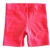 Conjunto feminino Malwee Kids - short rosa