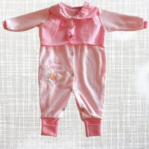 macacãozinho rosa